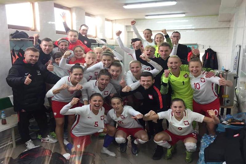 Polska wygrała towarzyski mecz z Białorusią 4:0
