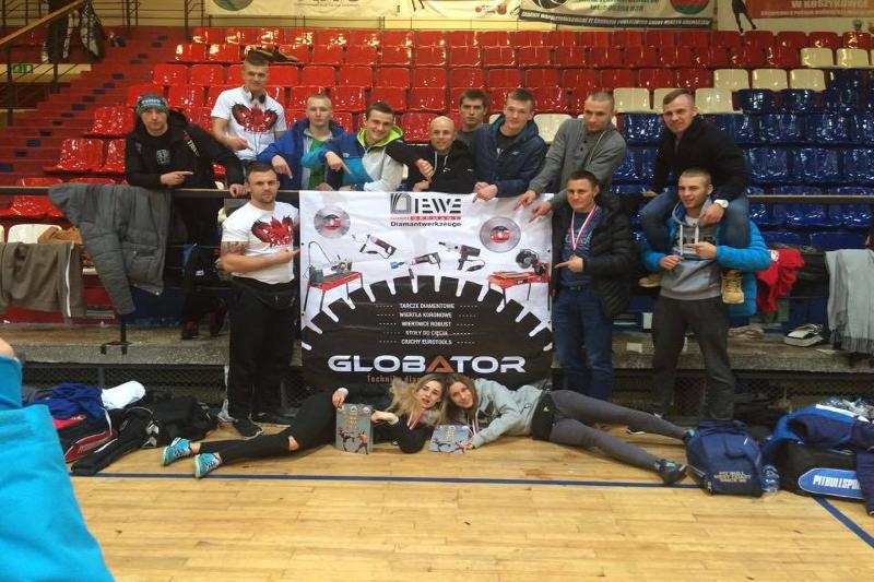 Zawodnicy MMA GKS Górnik Łęczna