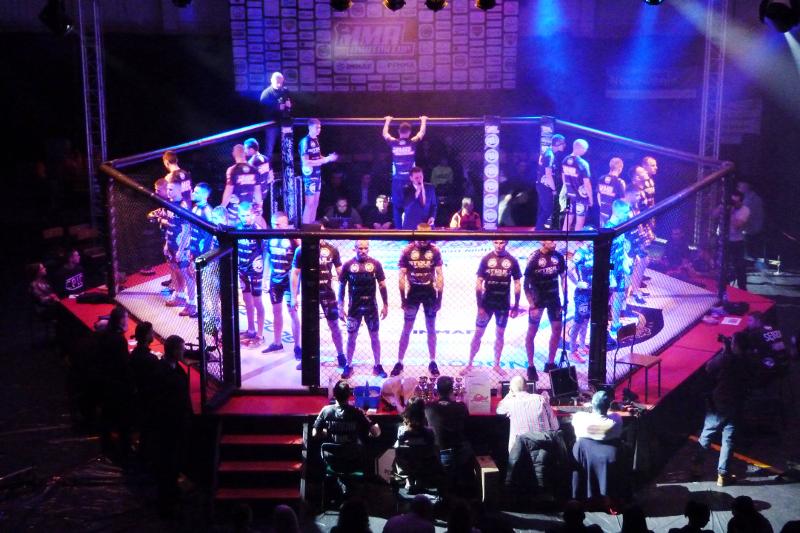 Gala MMA Amator Cup Łęczna