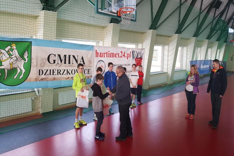 Antoni Malawski wziął udział w turnieju WTK Kraśnik