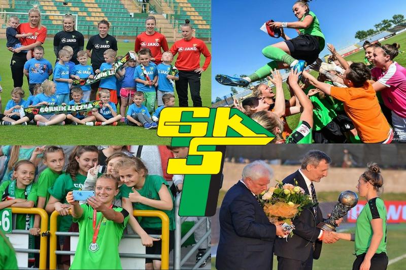Piłkarki GKS Górnik Łęczna