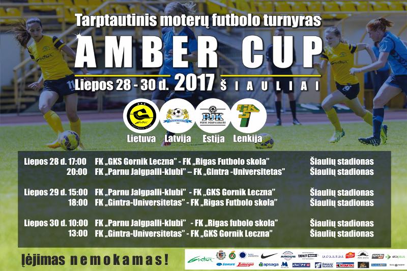 Towarzyski turniej Amber Cup