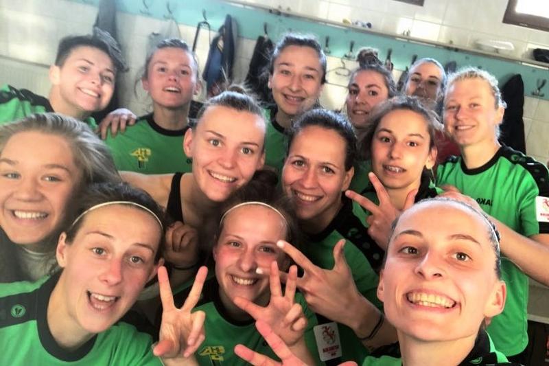Piłkarki GKS Górnik Łęczna zmierzają po Mistrzostwo Polski