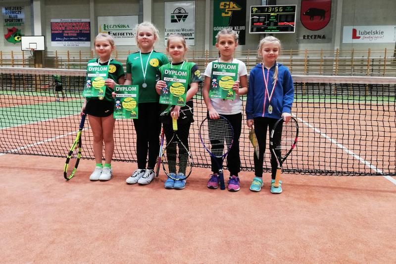 GKS Górnik Łęczna Tenis 10
